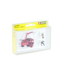 Tractor »Fahr«