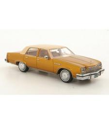 BUICK Electra Sedan Gold Metallic 1977