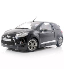 Citroen DS3 Cabrio 2013 Black