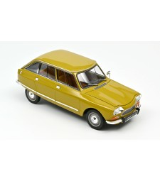 Citroеn Ami 8 Club 1969 - Bouton d'Or Yellow
