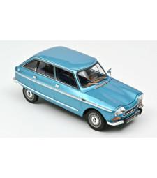 Citroеn Ami Super 1974 - Delta Blue metallic