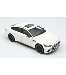 Mercedes-AMG GT S 4-Matic 2019 - White