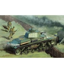1:35 Skoda LTVz35&R-2Tank 2in1 (Eastern EuropeanAxis forces)