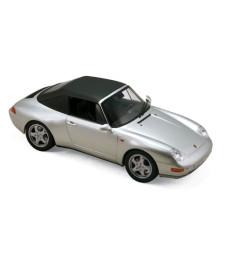 Porsche 911 Cabriolet 1994 - Silver