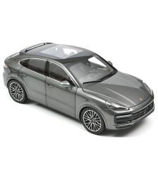 Porsche Cayenne Coupé turbo 2019 - Dark Grey metallic