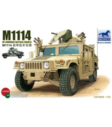 1:35 M1114 Up-Armored Tactical Vehicle