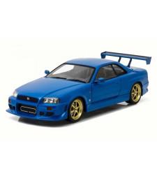 1999 Nissan Skyline GT-R (R34) - Bayside Blue - Artisan Collection