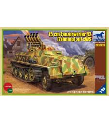1:35 15cm Panzerwerfer 42 (Zehnling) auf sWS