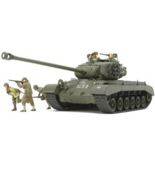 "1:35 T26E4 ""Super Pershing"" - 5 figures"