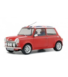 MINI COOPER SPORT 1997 - RED + FLAG