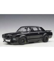 NISSAN SKYLINE GT-R (KPGC-10) RACING 1972 (BLACK)