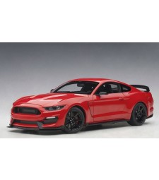 FORD MUSTANG SHELBY GT350R (RACE RED)