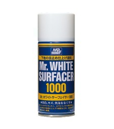 B-511 Mr. White Surfacer 1000 Spray (170 ml)