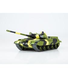 tank T-62M