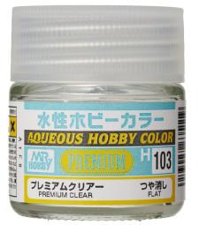 H-103 Premium Clear Flat (10 ml)