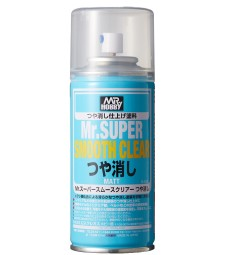 B-530 Mr.SUPER SMOOTH CLEAR SPRAY (170ml)