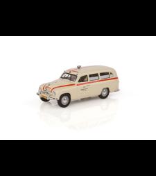 Skoda 1201 (1956) 1:43 - Ambulance