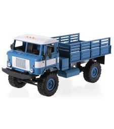 1:16 Army Truck WPL B-24 4x4 2.4GHz RTR - Blue