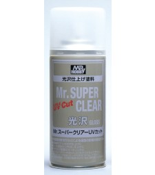 B-522 Mr. Super Clear UV Cut Gloss Spray (170 ml)