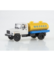 Milk Tanker G6-OTA-4,2 (GAZ-3307)
