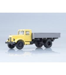 YaAZ-200 Flatbed Truck, Yellow-Grey