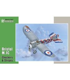 """1:32 Bristol M.1C """"Checkers & Stripes"""""""