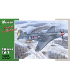 "1:32 Yakovlev Yak-3 ""Onward to Berlin!"""