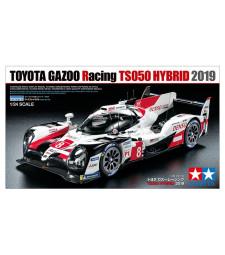 1:24 Toyota TS050 Hybrid Gazoo Racing 2019