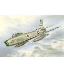 1:72 F-86H Sabre Hog