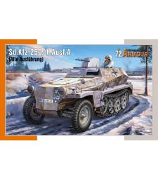 1:72 Sd.Kfz 250/1 Ausf.A (Alte Ausführung)