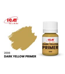 Primer Dark Yellow, acrylic, flatt (17 ml)