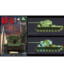 1:35 Soviet Super Heavy Tank KV-5