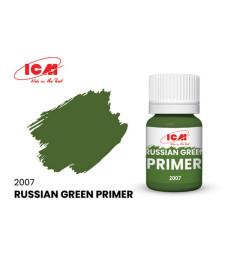 Primer Russian Green, acrylic, flatt (17 ml)