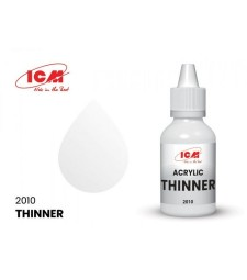 Thinner for acrylic paint (50 ml)