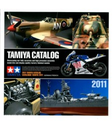TAMIYA CATALOGUE 2011