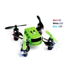 2.4G 4CH mini drone with 4 axis gyro and light