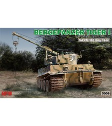 1:35 BERGEPANZER TIGER I W/ WORKABLE TRACK LINKS