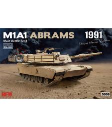 1:35 M1A1 ABRAMS GULF WAR 1991