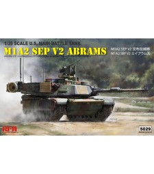 1:35 M1A2 SEP V2 ABRAMS