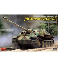 1:35 Jagdpanther G2 (full interior)