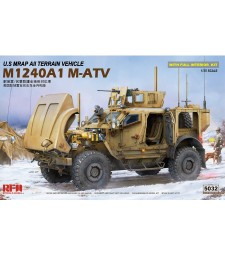 1:35 M-ATV (MRAP ALL TERRAIN VEHICLE) M1024A1