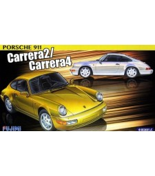1:24 REAL SPORTS CAR SERIES RS13 PORSCHE 911 CARRERA2/CARRERA4