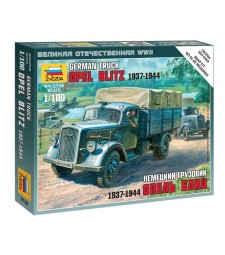 1:100 German 3t Truck