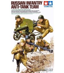 1:35 Russian Anti-Tank Team