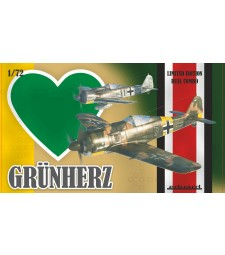 1:72 Grunherz DUAL COMBO - Fw 190A