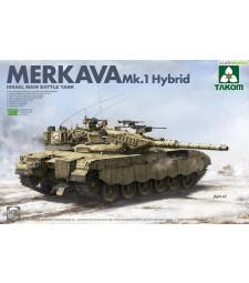 1:35  Israeli Main Battle Tank Merkava 1 Hybird