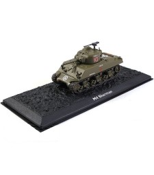 M4 Sherman, USA, 1942-55, Atlas Editions