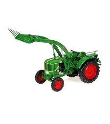DEUTZ F2L 514 - FARM TRACTOR WITH FRONTLOADER