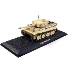 """Pz.Kpwf. VI Ausf. E """"Tiger"""" (Sd.Kfz.182), 1943, Atlas Editions"""