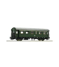 "1st class passenger train ""Donnerbüchse"" of the German Federal Railways. Epoch III"